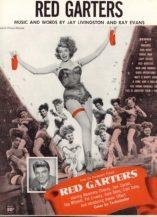redgarters